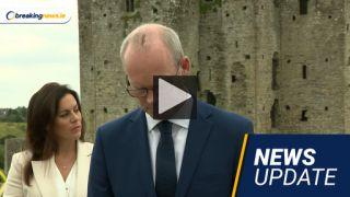Video: Coveney No-Confidence Vote, Baby John Investigation, Covid Decline