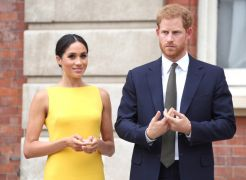 Harry And Meghan Named In Time 100 Most Influential List