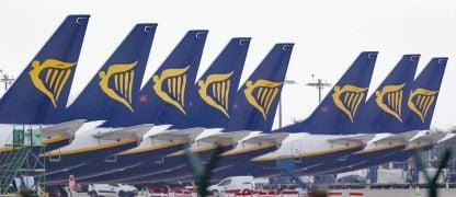 Ryanair Raises Passenger Target To 225 Million Per Year By 2026