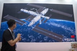 Three Crew Leave China's Space Station For Earth After 90 Days