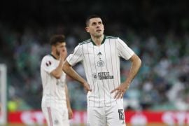 Celtic Surrender Two-Goal Lead To Lose Europa League Opener At Real Betis