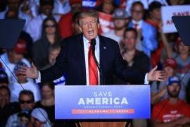 Five Congressional Republicans Targeted By Trump's Revenge Endorsements