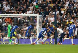 Chelsea Changes Pay Second-Half Dividends As Blues Go Top With Tottenham Win