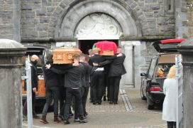 'Words Inadequate' As Kerry Shooting Victims Laid To Rest