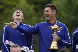 Padraig Harrington Hopes Numbers Add Up To Have Europe Smiling On Sunday