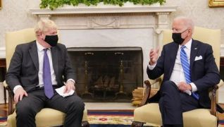 Biden Says Brexit Dispute Can't Lead To 'Closed Border' In Ireland
