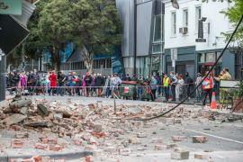 'Bit Frightening All Right': Irishwoman Describes Melbourne Earthquake