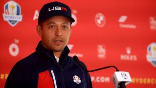 Schauffele Says His Olympic Gold Medal Has No Place At Ryder Cup