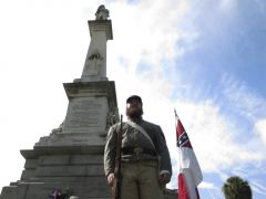Us State's Supreme Court Backs Law On Confederate Monuments