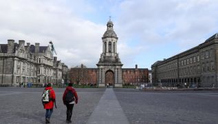 Trinity Defends Using Old Pre-Recorded Lectures In New Academic Year