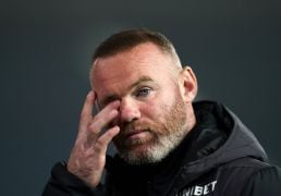 Wayne Rooney Criticises Mel Morris After Derby Placed In Administration
