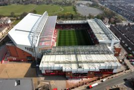 Liverpool Won't Be Part Of Safe Standing Trial