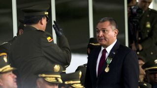 Former Mexican Security Chief Accused Of Stealing $250 Million