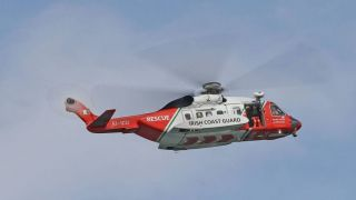 Four People Hospitalised As Light Aircraft Crash Lands On Wexford Beach