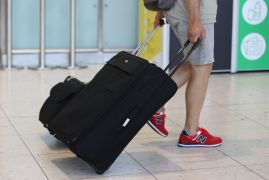Delays Across Uk Airports As E-Gates Hit By It Failure