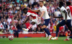 Emile Smith Rowe And Bukayo Saka Star As Arsenal Beat Rivals Tottenham