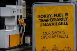 Uk Fuel Crisis: Bp Says Nearly A Third Of Its Petrol Stations Running On Empty