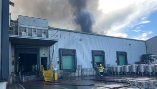 'I Thought It Was A Drill': Glenisk Manager Speaks Of Devastating Factory Fire