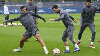 Messi Fit To Take On Manchester City