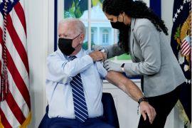 Biden Gets Covid-19 Booster Shot After Authorisation