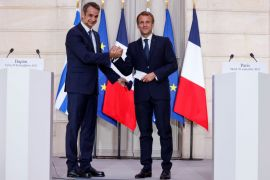 France To Provide Greece With Three Warships Under Defence Deal