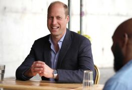 Prince William Joins Forces With Ex-New York Mayor Michael Bloomberg On Climate Project