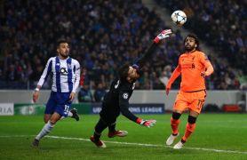 Salah Strikes Twice As Liverpool Thrash Injury-Hit Porto