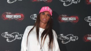 Katie Price Charged With Driving Offences Following Crash