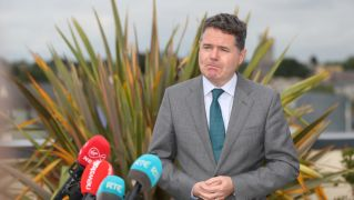 Signs Point To 'Very Strong Rebound' In Economy, Says Donohoe