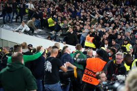 Arrests Made After Crowd Trouble Mars West Ham's Win Over Rapid Vienna