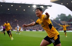 Hwang Hee-Chan At The Double As Wolves See Off Newcastle