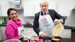 Boris Johnson: I'd Love To Go On Great British Bake Off