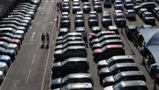 Shortages Push New Car Sales To Lowest September This Century In Uk