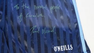 Paul Mescal Pens Special Message On O'neills Shorts Donated To Clare Gaa Club