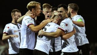 League Of Ireland: Dundalk Out On Top As Shamrock Rovers Fail To Find Equaliser