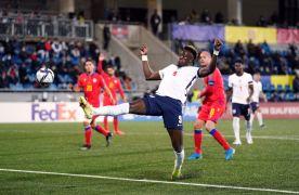Grealish Scores First International Goal As England Beat Andorra 5-0