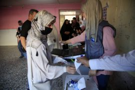 Security Tight As Iraqis Vote For New Parliament