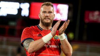 Munster Confirm Rg Snyman Reruptured His CruciateLigament