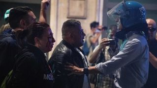 Pressure Mounts In Italy To Dissolve Neo-Fascist Group After Riots