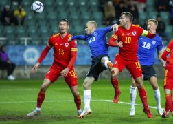 Kieffer Moore's Goal Secures Vital Wales Win Against Estonia