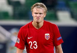 Football Rumours: Manchester City To Begin Talks With Erling Haaland In January