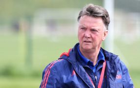Louis Van Gaal And Roberto Mancini Urge Youngsters To Get Fit