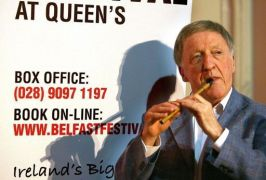Paddy Moloney Tribute To Feature On Late Late Show