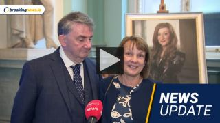 Video: Doubt Over Lifting Restrictions, Rising Cost Of Living, Laura Brennan Portrait Unveiled