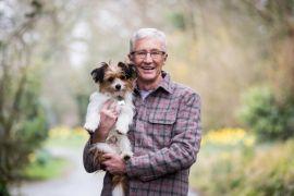 Paul O'grady Won't Let Three Heart Attacks Stop Him Enjoying Life