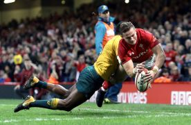 Wales International Hallam Amos To Quit Rugby Aged 27 To Focus On Medical Career