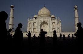 India Reopens For Foreign Tourists On Charter Flights As Virus Infections Ebb