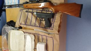 Cocaine And Air Guns Seized By Gardaí Following Search In Co Clare