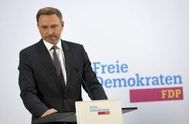 Pro-Business Party Approves Coalition Talks In Germany