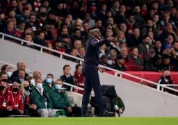 Patrick Vieira Admits 'Draw Hurts' As Palace Concede Late On His Arsenal Return